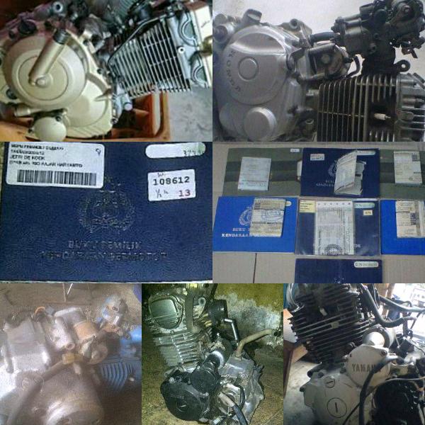 Spare Part Mesin Sepeda Motor Murah Jual Mesin Sepeda