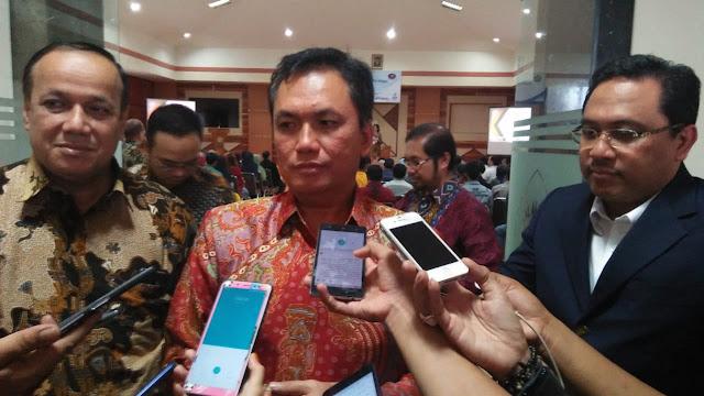 BPH Migas Menggelar Sosialisasi Mengenai  Migas di Kampus Unsri Palembang.