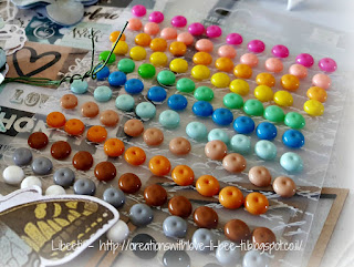 DIY enamel dots - an easy how to tutorial