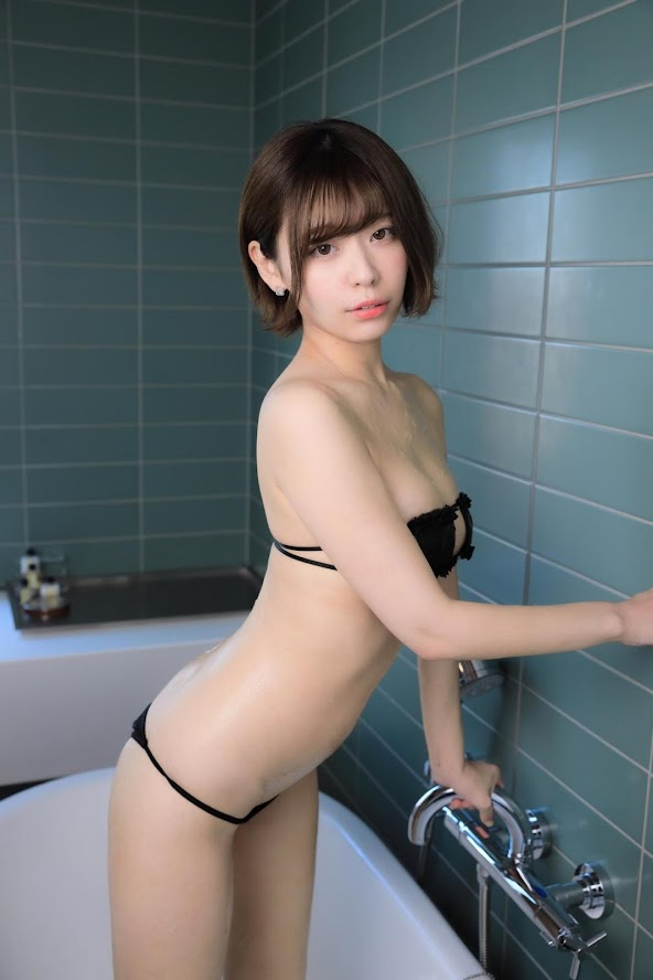 [Digital Photobook] Yui Kohinata 小日向結衣 &Bath time。 digital-photobook 09300