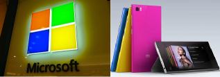 Microsoft Xiaomi MoU signed