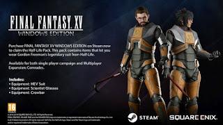 Final Fantasy XV Windows Edition Free Download for PC 01