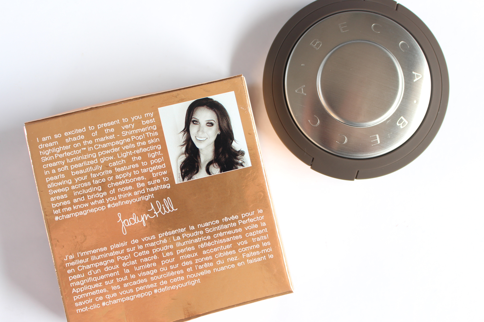 SEPHORA NEW ZEALAND | Haul - Reviews + Swatches - BECCA x Jaclyn Hill Shimmering Skin Perfector Pressed in Champagne Pop - CassandraMyee