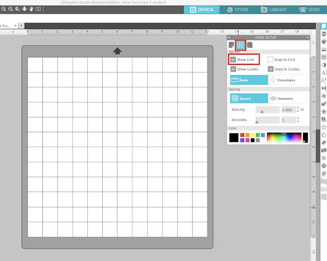 background color, silhouette studio, change background color, silhouette design studio, Silhouette Studio Software tutorials