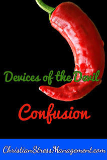 We Are Not Ignorant of the Devices of the Devil Confusion