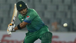Asia Cup: Pakistan beat Sri Lanka for consolation win