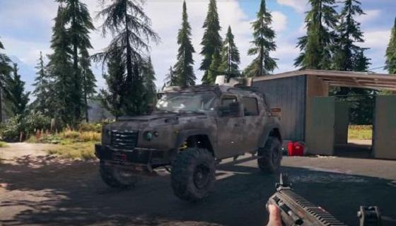 Far Cry 5, Grill Streak, 2014 ADJUDICO MASTODON XZT