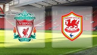 موعد مباراة ليفربول وكارديف سيتي ضمن الدوري الانجليزي والقنوات الناقلة