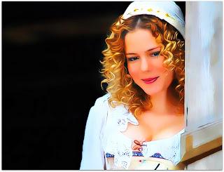 Leandra Leal, em Decamerão - A Comédia do Sexo (2009)