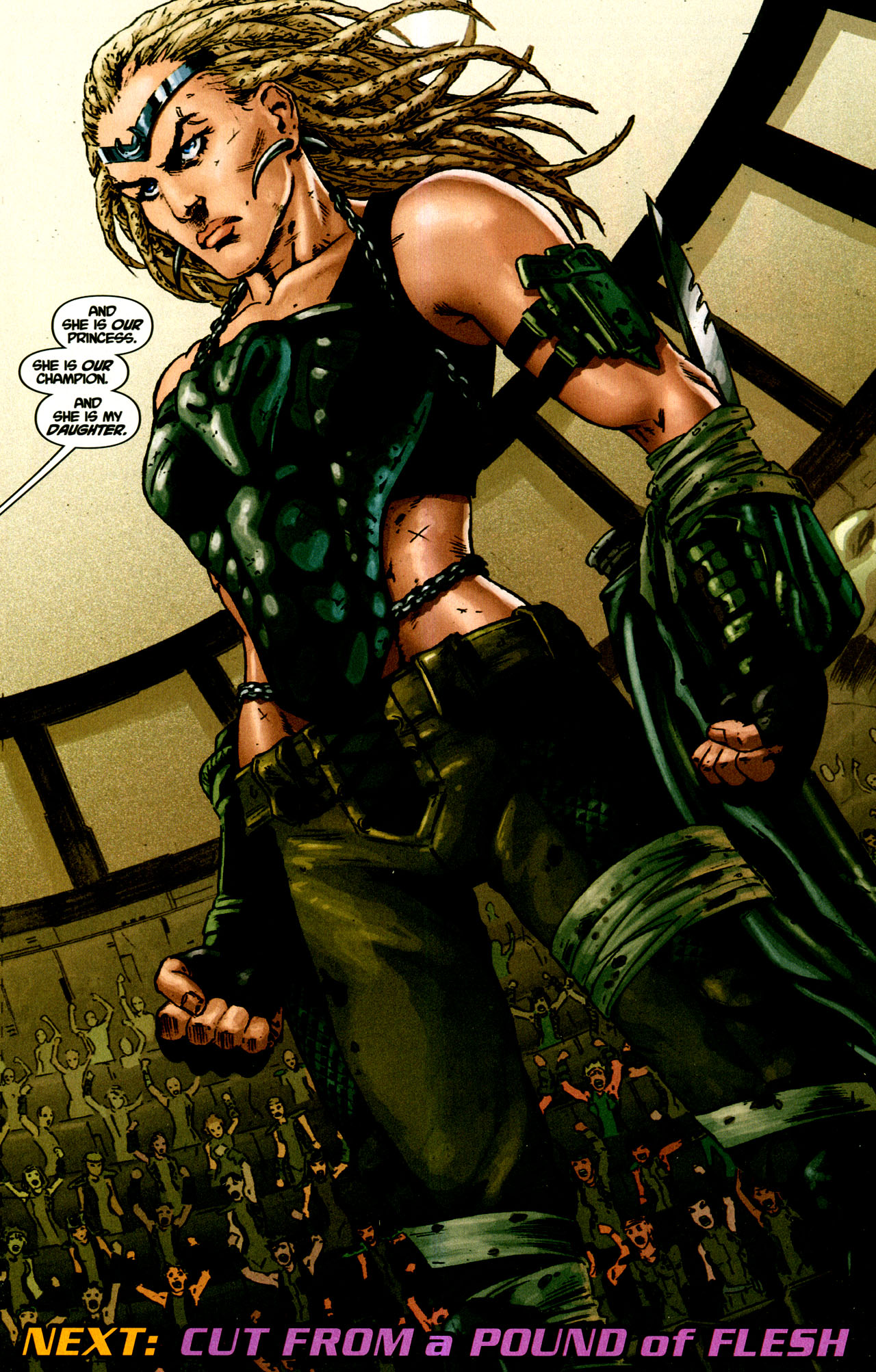 Read online Wonder Woman (2006) comic -  Issue #43 - 23
