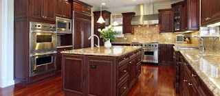 kayu lantai dapur