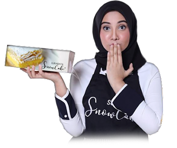Surabaya Snowcake