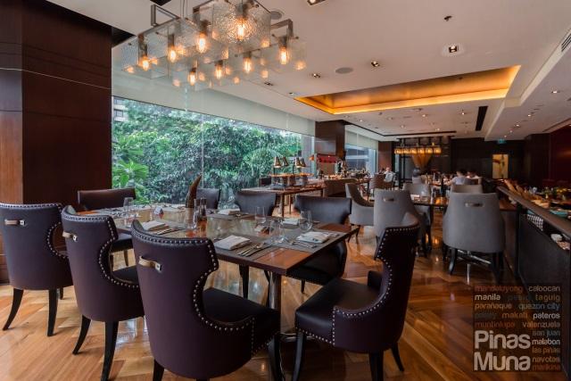Sage Bespoke Grill at Makati Shangri-La Manila