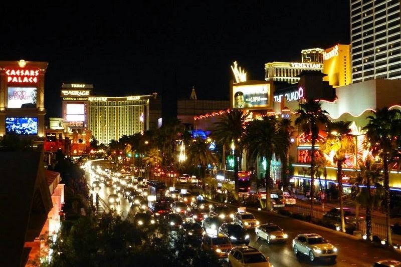 Un Viaje único Las Vegas: Incredibile, Sfarzosa, Kitch, Unica...... Las Vegas! Cosa