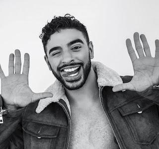 Laith is super cute, y'all.