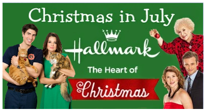 hallmark 39 s christmas in july schedules combined