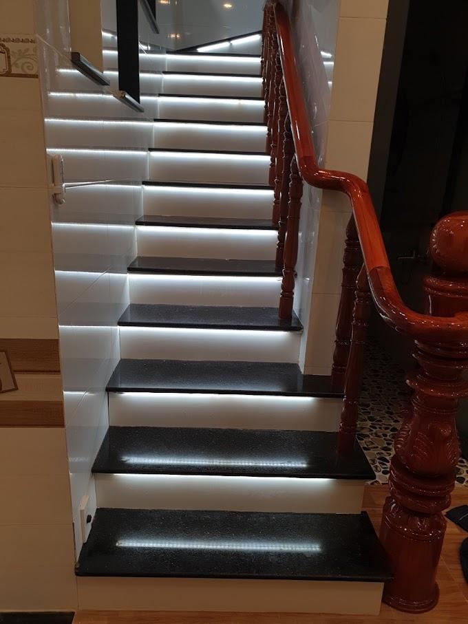 Hướng dẫn lắp đặt đèn cầu thang cảm ứng thực tế - 2020