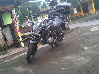 Modifikasi Yamaha Vixion 27