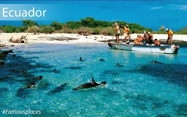 tourist destination in ecuador