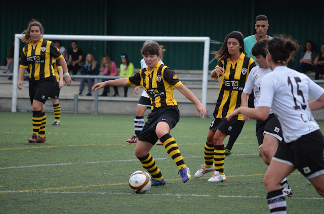 Fútbol femenino | Pauldarrak y Barakaldo juegan en Serralta el derbi barakaldés de Liga Vasca
