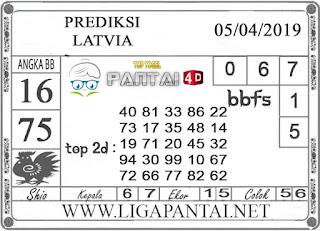 """Prediksi Togel """"LATVIA"""" PANTAI4D 05 APRIL 2019"""