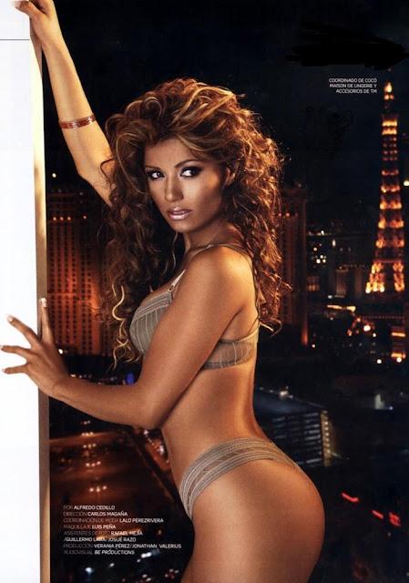 Aleida Nuñez desnuda H Extremo Enero 2007 [FOTOS]-10
