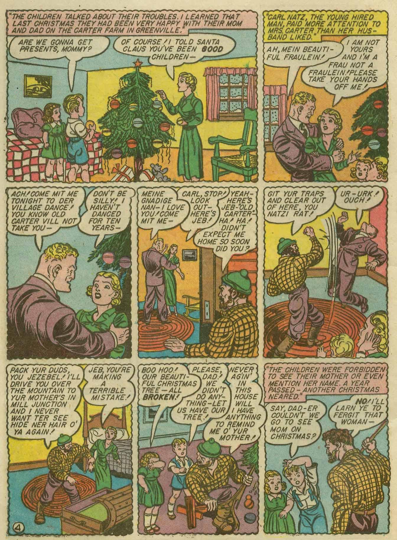 Read online Sensation (Mystery) Comics comic -  Issue #14 - 6