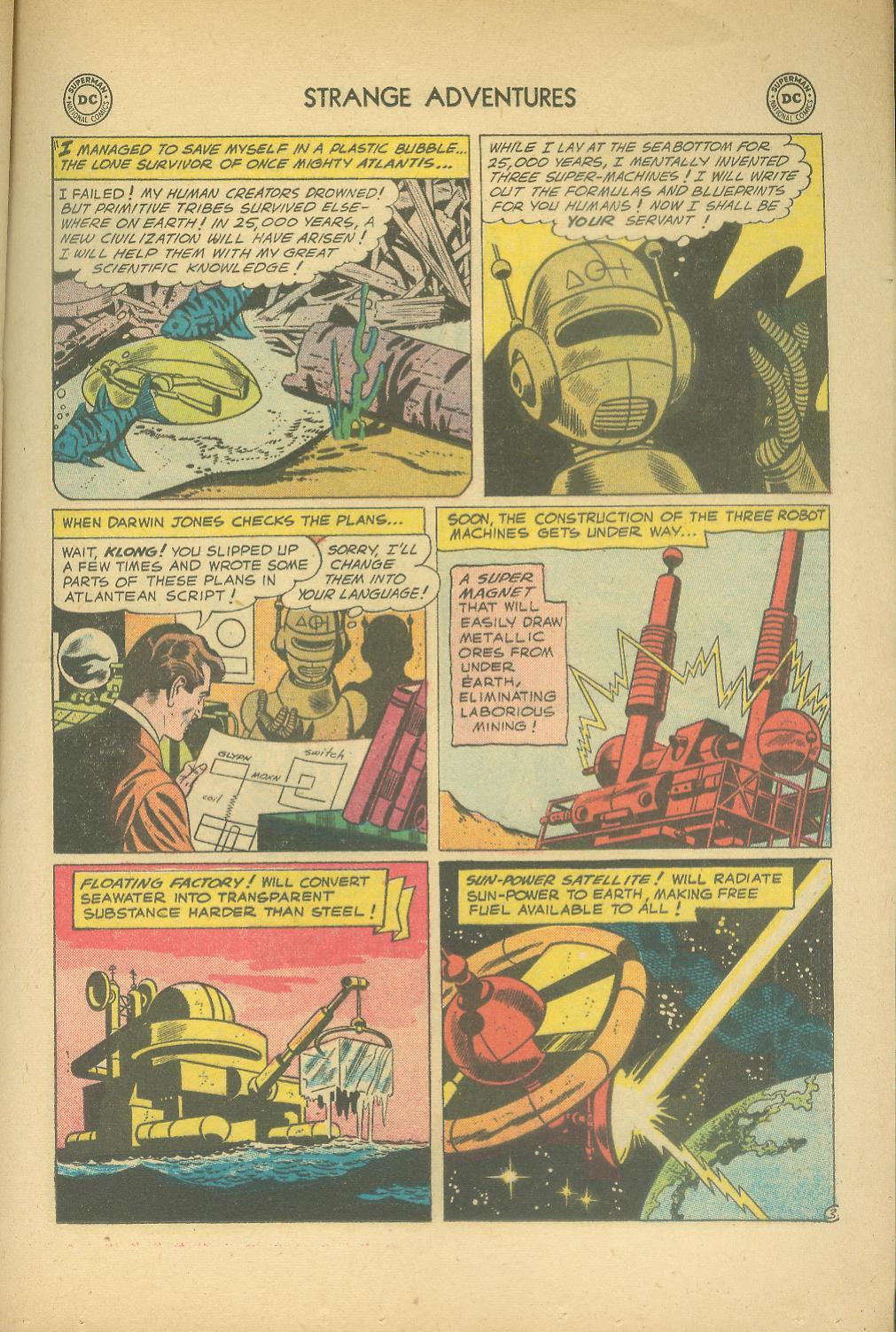 Strange Adventures (1950) issue 76 - Page 21