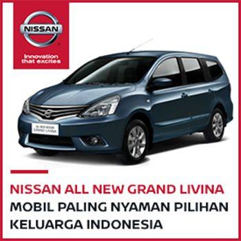 Nissan Grand Livina Mobil Pilihan Keluarga yang Nyaman