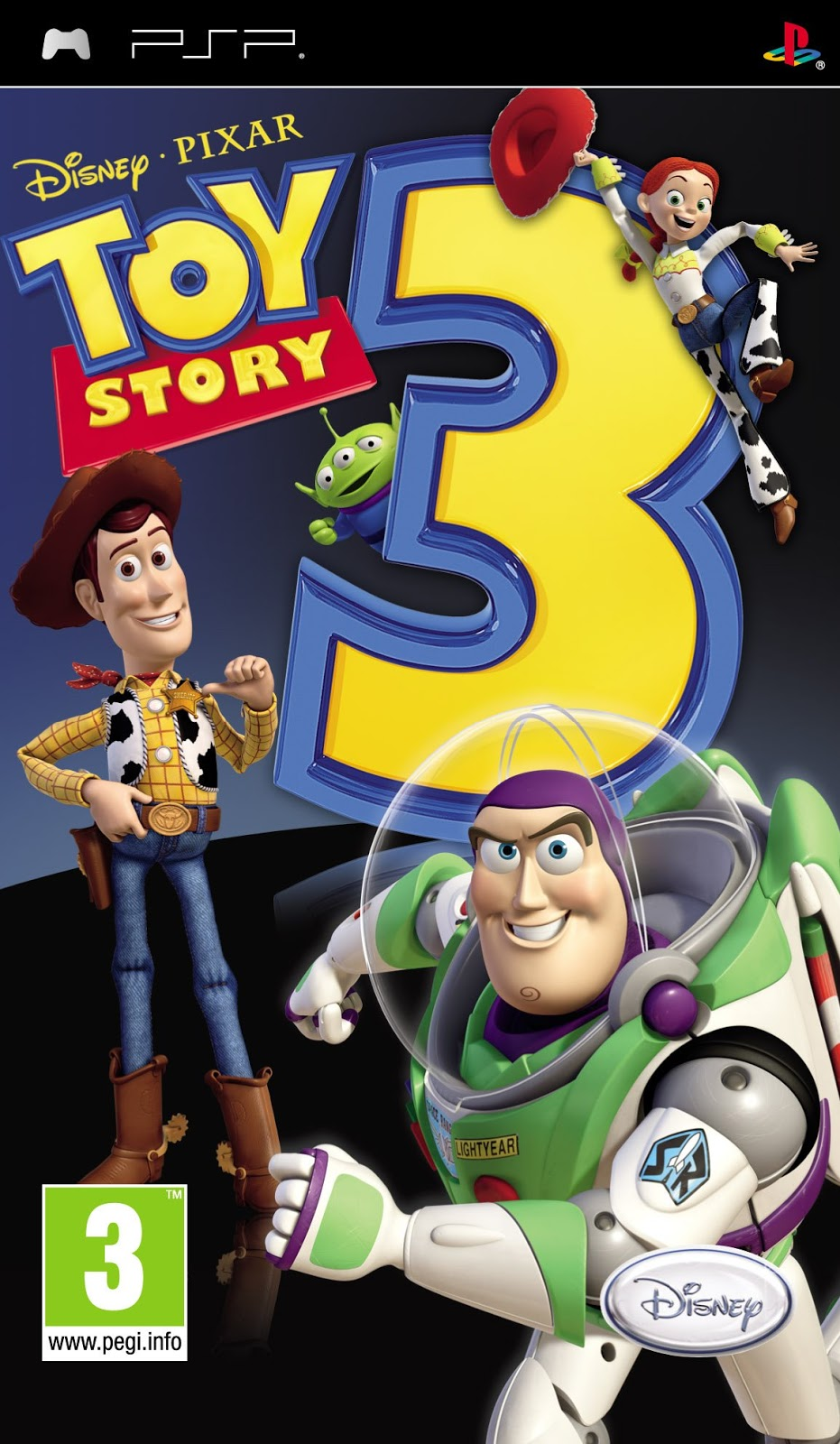 ROMs - Toy Story 3 (Português) - PSP - ISOs Download