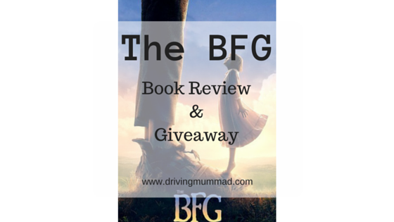 The BFG Book Review & Giveaway