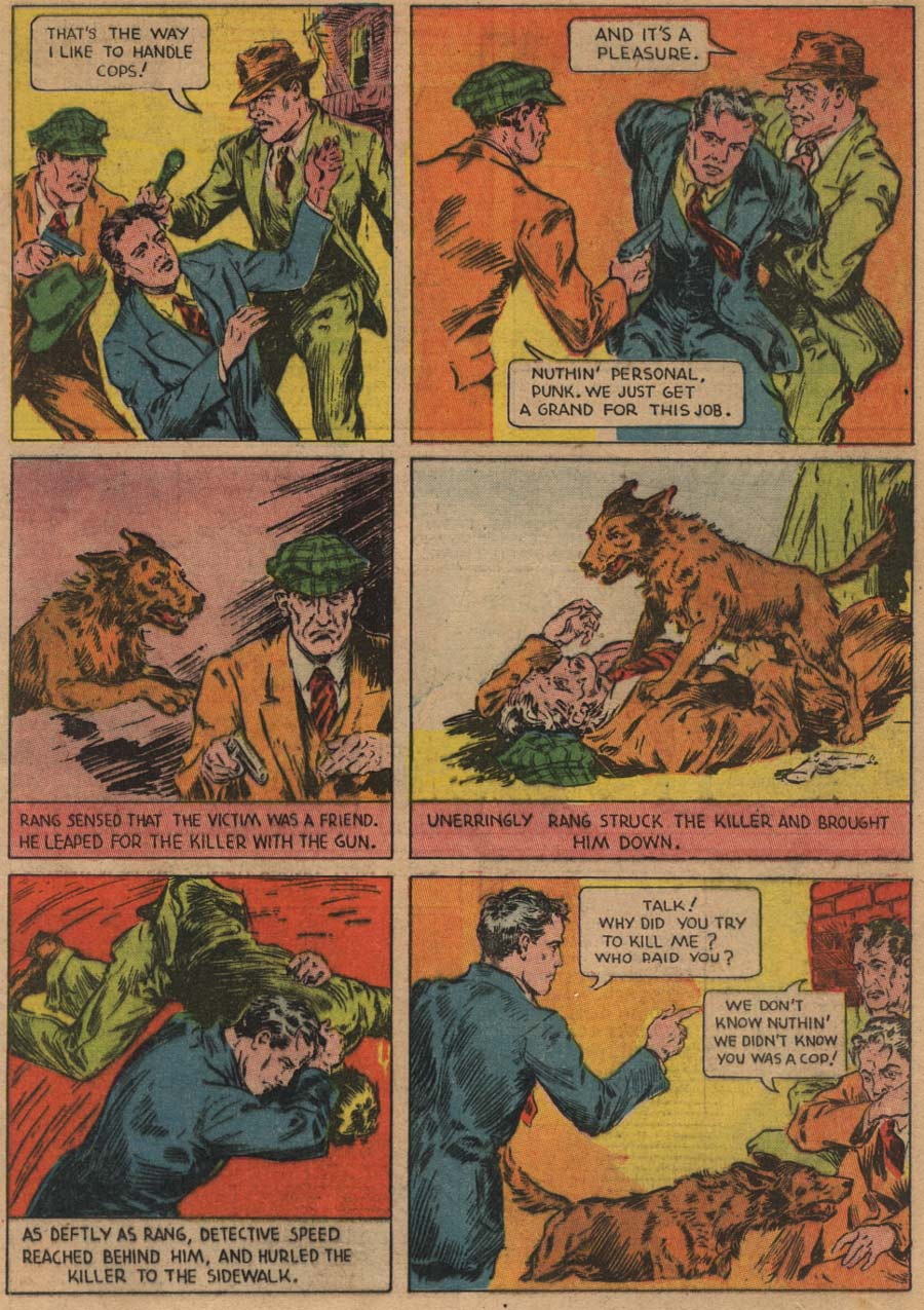 Blue Ribbon Comics (1939) issue 1 - Page 5