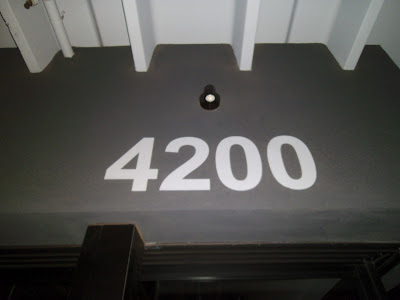 4200 North Scottsdale Road sign