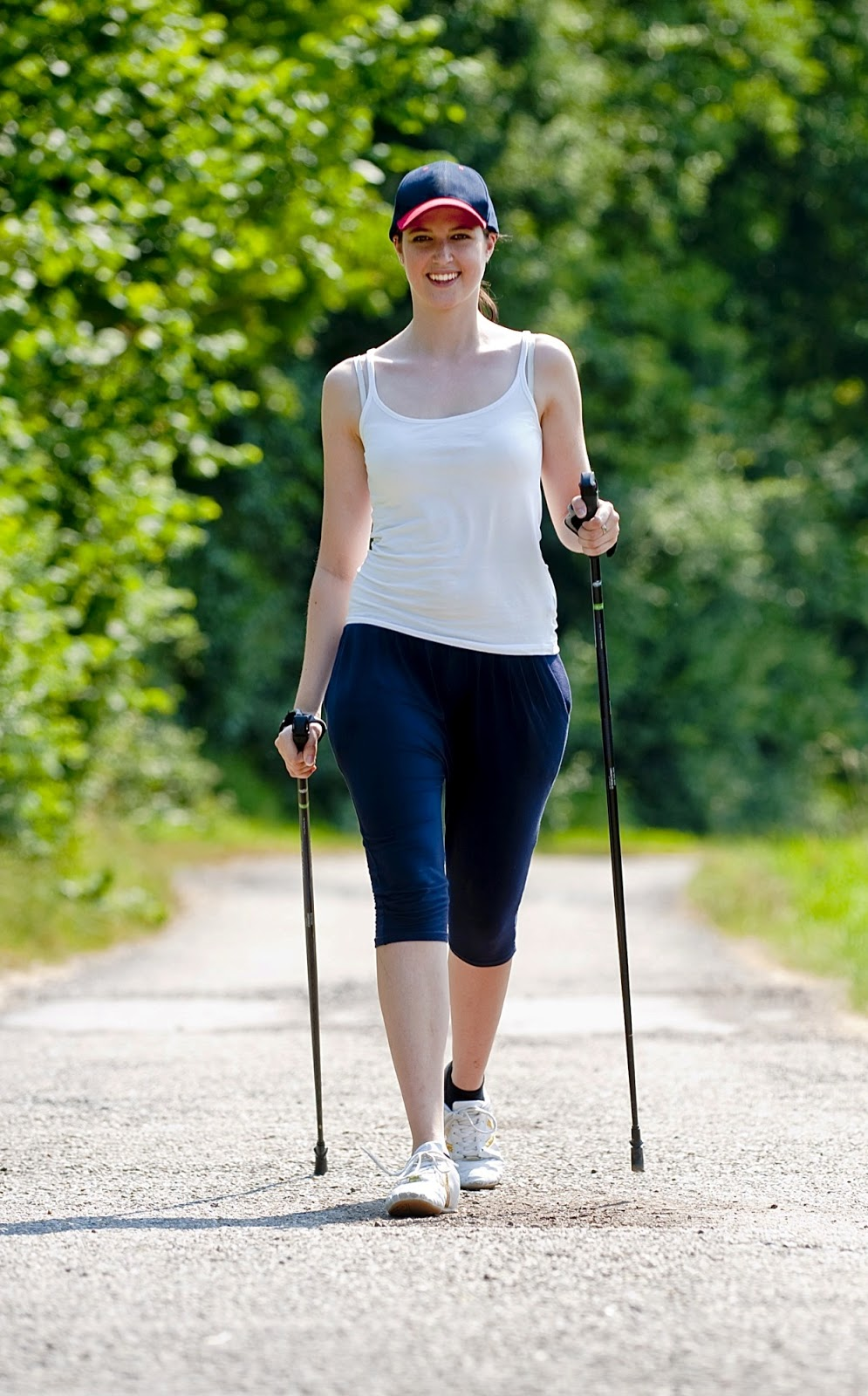 Brisk walking is a lower-impact physical activity that is easy, convenient and effective in improving health.