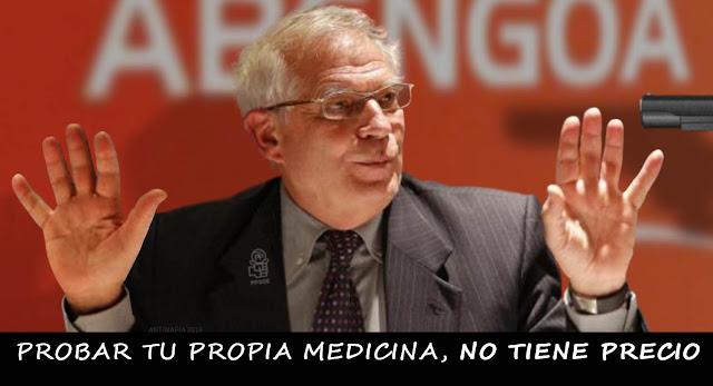 Josep Borrell invierte 150.000€ en un fonfo extranjero, sin ninguna garantia. ¿Por que?. ¿Porque le pagan mucho o porque asi no paga nada en España?. ¿Ésto es legal?.