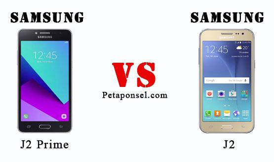 Perbandingan Samsung Galaxy J2 VS J2 Prime