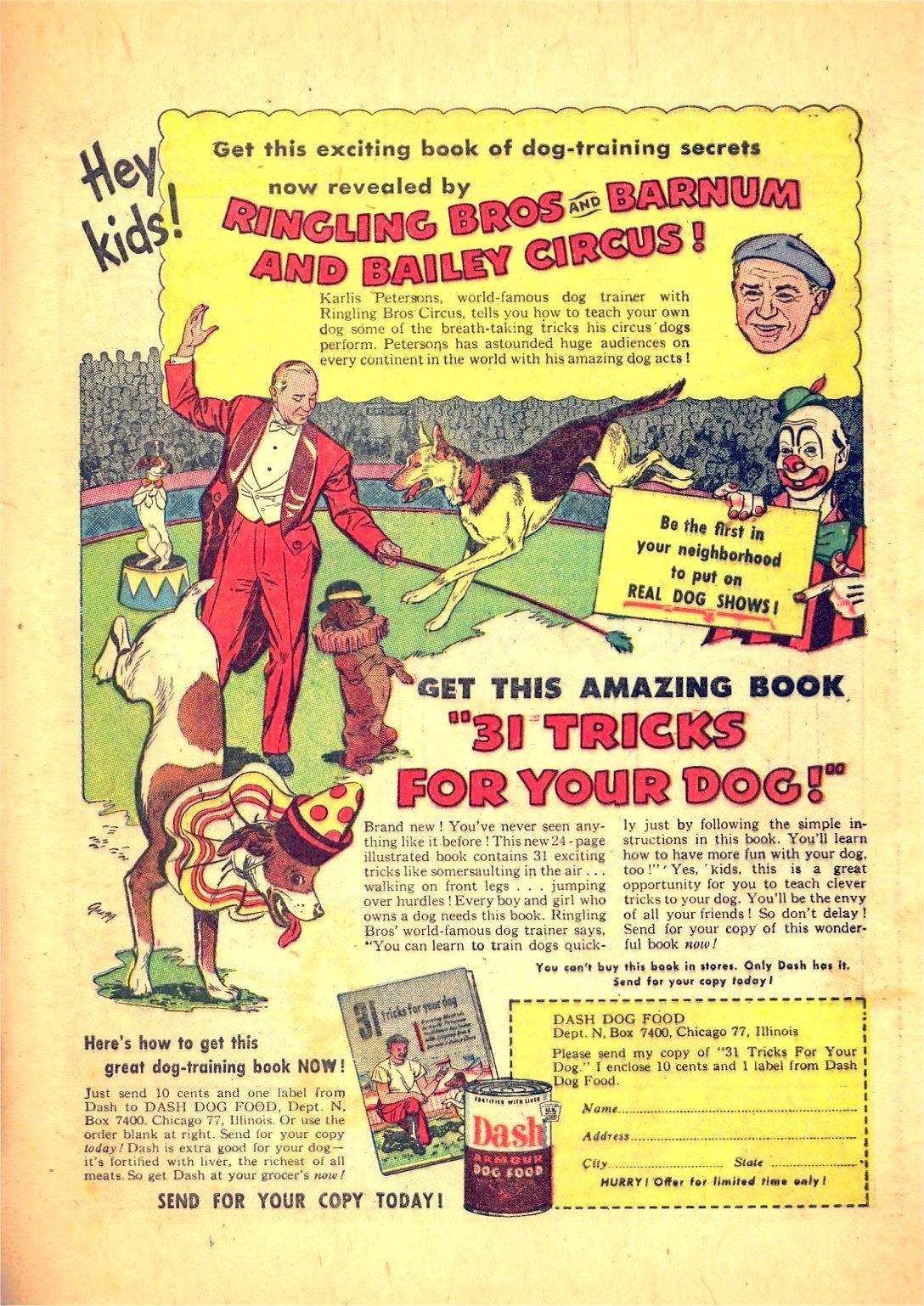 Read online Detective Comics (1937) comic -  Issue #166 - 49