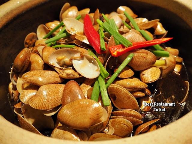 Wok Fried Lala - Chinese Style
