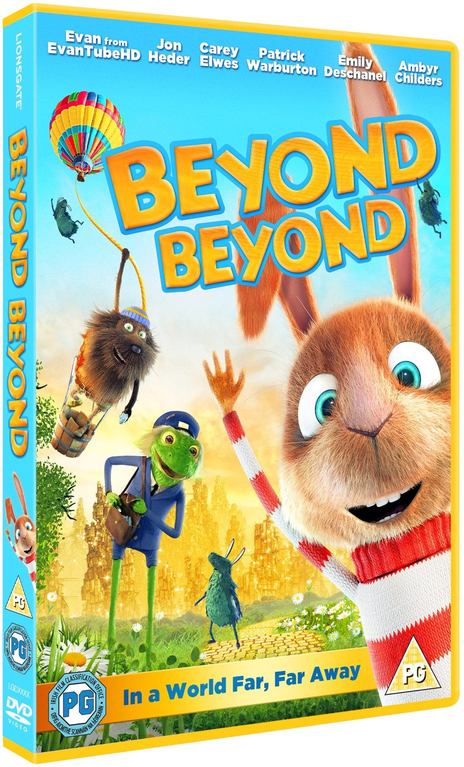 Beyond Beyond, teach children how to cope with death, Easter 2016 animation
