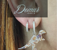 Logo Vinci gratis un paio di eleganti orecchini pendenti
