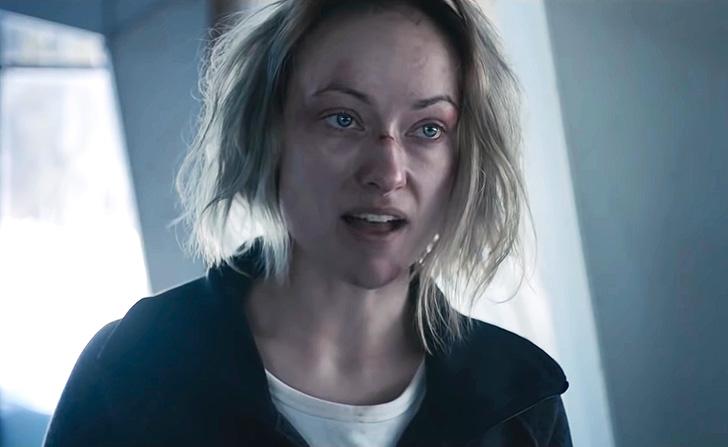 Olivia Wilde ajuda vítimas de violência doméstica no trailer de 'A  Vigilante'   Sangue Tipo B - Filmes de Terror