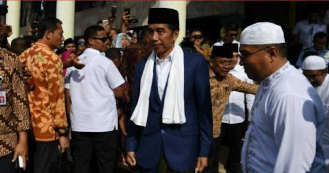 Jubir TKN: Jokowi Siap Terima Usulan Baca Al Quran