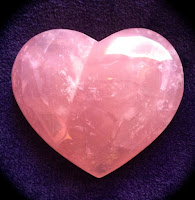 The loving energy and healing properties of rose quartz.