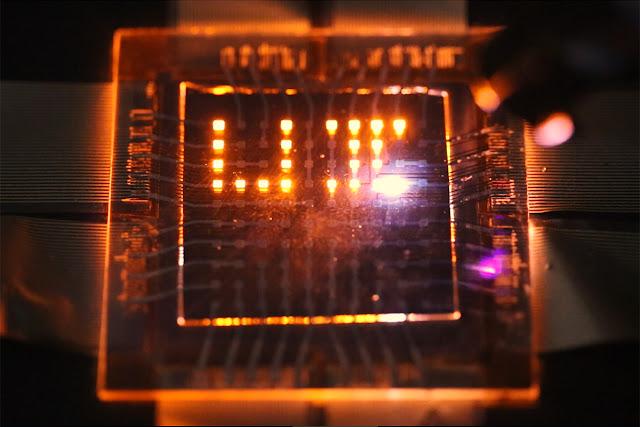 Nanorod LEDs