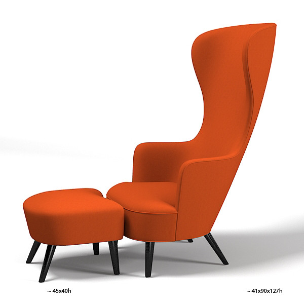 tom dixon wing back chair best for bad at home aujourd´hui valéry: dixon_iconic lighting, furniture and acessories