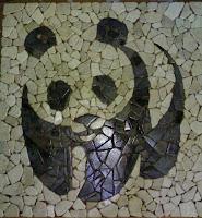 Hasil gambar untuk gambar teknik mozaik