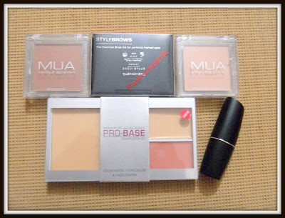Little MUA haul