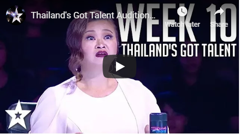 Thailand's Got Talent Auditions | WEEK10 | Got Talent Global