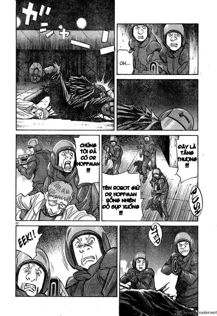 Pluto chapter 45 trang 23