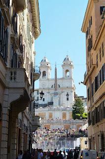 turismo roma praca spagna 2 - Passeios Roma, centro-histórico museal!